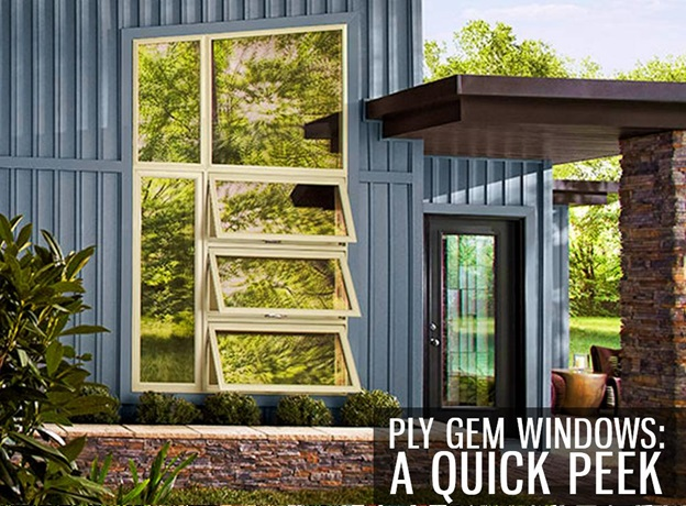 Ply Gem Windows A Quick Peek